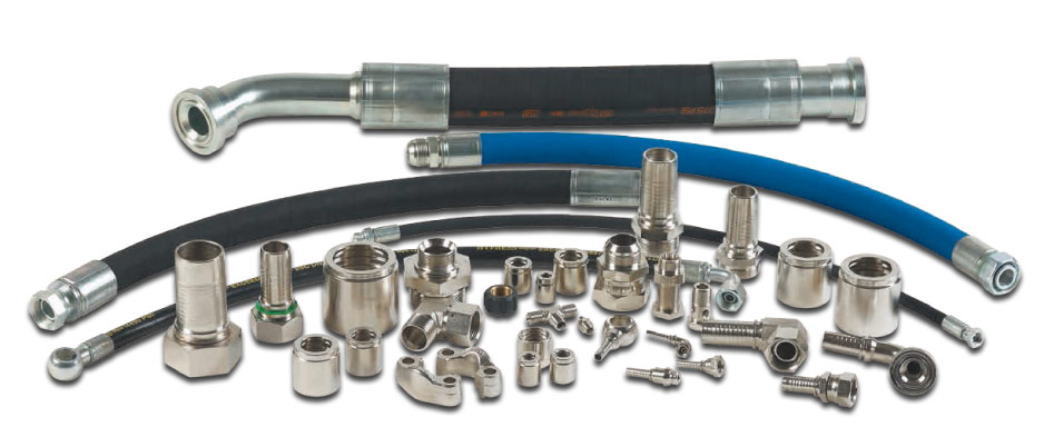 Hoses Fittings Adapters and More.  sc 1 th 147 & Ku0026E Hose and Fittings - Hydraulic Hose Repair Adapters and More